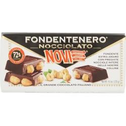 Novi Fondentenero Nocciolato 130 gr.