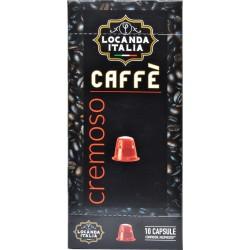 Locanda Italia caffè cremoso x 10 capsule