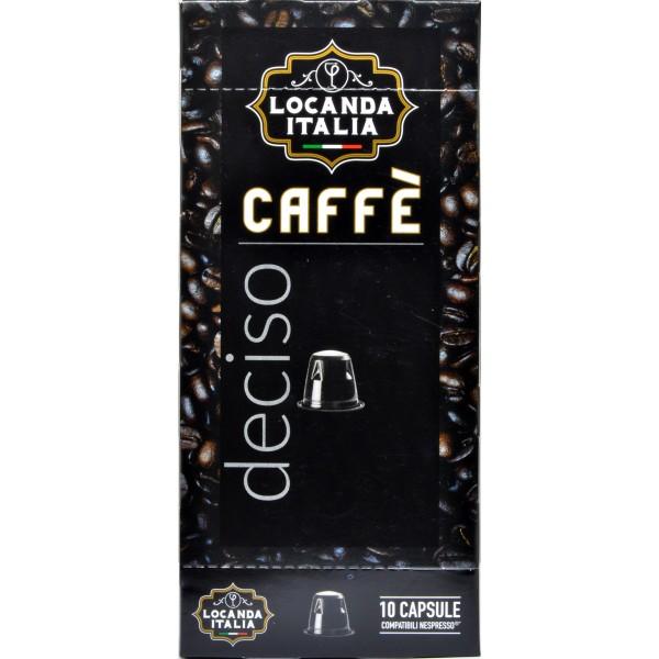 Locanda Italia caffè deciso 10 capsule