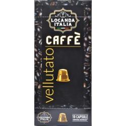 Locanda Italia Caffe Vellutato 10 capsule