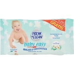 Fresh & Clean baby easy Salviettine con Camomilla 60 pz.