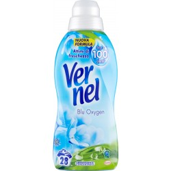 VERNEL ammorbidente concentrato Blue Oxygen 700 ml.