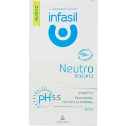 infasil Intimo Neutro delicato ph5,5 ml.200