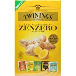 Twinings n.5 miscele a base zenzero 20 filtri