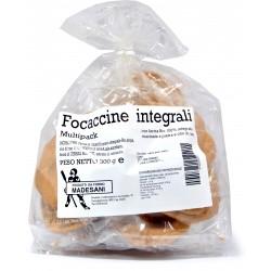 Madesani Focaccine Integrali multipack 300 g