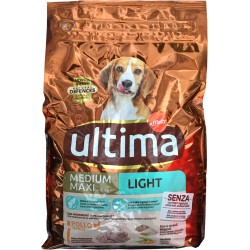 Ultima Dog med/maxi light pollo kg.2,2