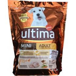Ultima Dog Mini 1-10 kg Adult 1-8 Anni Pollo 800 gr.