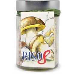 Alanfood risotto ai funghi porcini gr.250