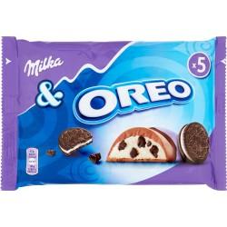 Milka & Oreo barrette 5 x 37 gr.