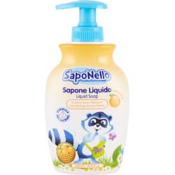 SapoNello Sapone Liquido albicocca 300 ml.
