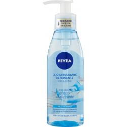 Nivea Olio Struccante Detergente Viso & Occhi pelli normali 150 ml.