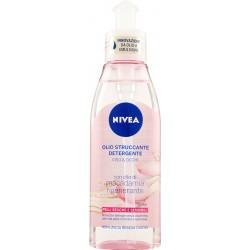 Nivea Olio Struccante Detergente Viso & Occhi pelli secche e sensibili 150 ml.