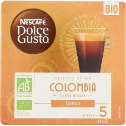 NESCAFÉ DOLCE GUSTO LUNGO COLOMBIA caffè lungo 12 capsule (12 tazze)