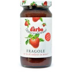 Darbo Confettura meno calorie Fragole 220 g
