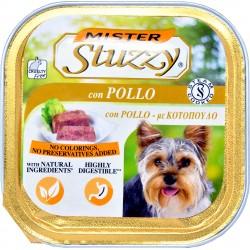 Mister Stuzzy Dog con pollo gr.150