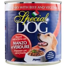 Special Dog Bocconi cotti al forno con Manzo e Verdure 720 g