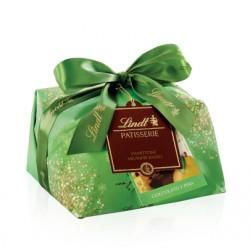 Lindt Panettone gocce cioccolato e pera candita 1 kg.