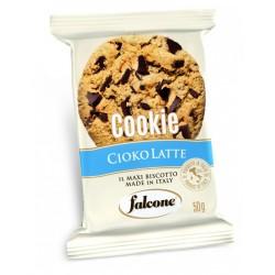 Falcone cookies cioko latte gr.50