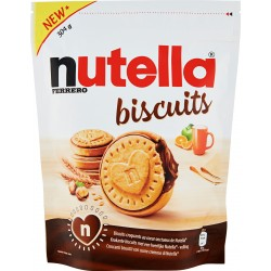Ferrero nutella biscuits gr.304