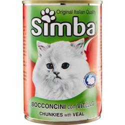 imba Bocconcini con Vitello per gatti 415 gr.