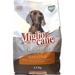 "Migliorcane ""I preferiti"" sensitive salmone kg.2,5"