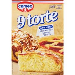 Cameo 9 torte gr.373