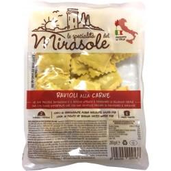Mirasole ravioli alla carne gr.200