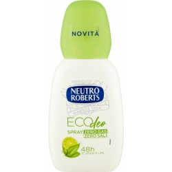 Neutro Roberts fresco zero% sali tè verde e lime Deo Vapo No Gas 75 ml