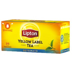 Lipton the deteinato 25 filtri