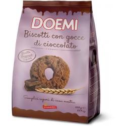 Doemi Biscotti con gocce di cioccolato gr.650