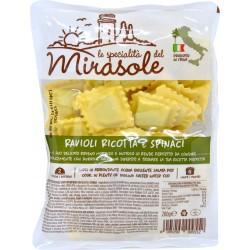 Mirasole ravioli ricotta e spinaci gr.200