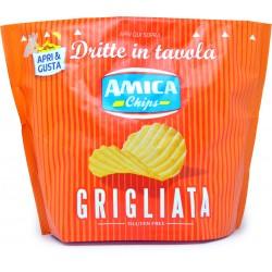 Amica Chips Grigliata dritte in tavola 135 gr.