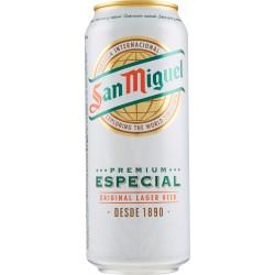 San Miguel Birra Especial cl.50 lattina