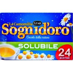 Sognid'oro camomilla Solubile 24 x 5,5 g