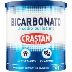 Crastan Bicarbonato di sodio purissimo 750 gr.
