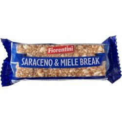 Fiorentini barrette con grano saraceno e miele gr.33