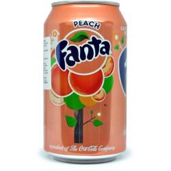 Fanta Peach lattina cl.35,5