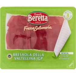 Fratelli Beretta La Fresca Salumeria Bresaola della Valtellina I.G.P. 100 gr.