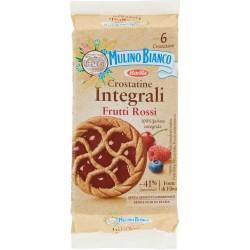 Mulino Bianco Crostatine Integrale Frutti Rossi 216 gr.