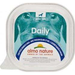Almo nature Daily Adult Dog con Pesce Bianco e Riso 100 gr.