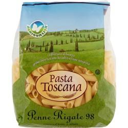 Pasta Toscana Penne Rigate 98 500 gr.