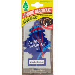 Arbre Magique Racing profumo per auto Wooden Cockpit 5 gr.