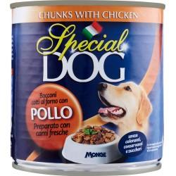 Special Dog Bocconi cotti al forno con Pollo 720 gr.
