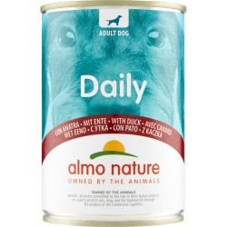 Almo nature Daily Adult Dog con Anatra 400 gr.