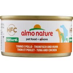 Almo nature HFC Natural Tonno e Pollo 95 gr.