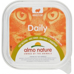 Almo nature Daily Adult Cat con Tacchino 100 gr.