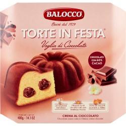 Balocco Torte in Festa Voglia di Cioccolato 400 gr.