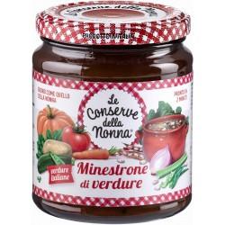 Le conserve della Nonna minestrone di verdure gr.490
