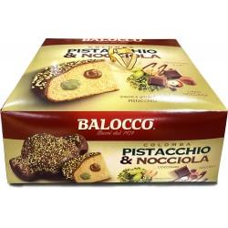 Balocco Colomba pistacchi e nocciole gr.750