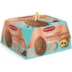Balocco I Love you cioccolato gr.750